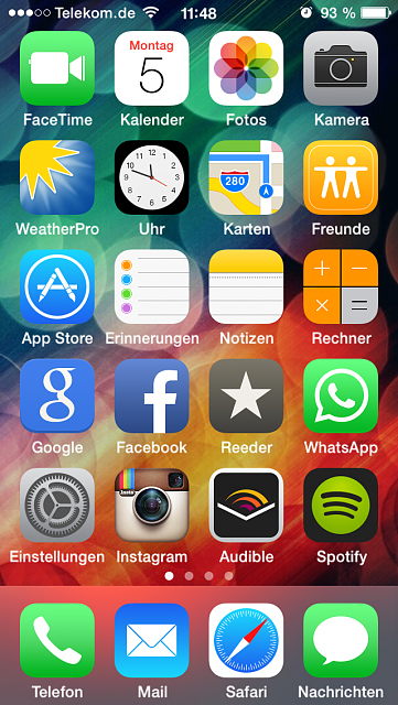 Show us your iPhone 5S Homescreen:-img_0923.png