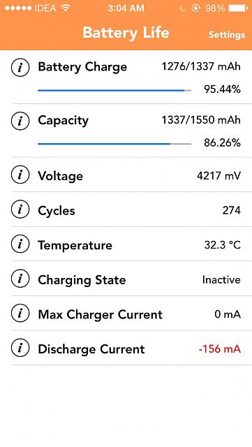 Iphone 5s battery health after 274 charge cycles-image.jpg