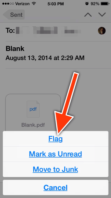Google apps email not possible to flag in the mail app-imageuploadedbytapatalk1408055094.002453.jpg