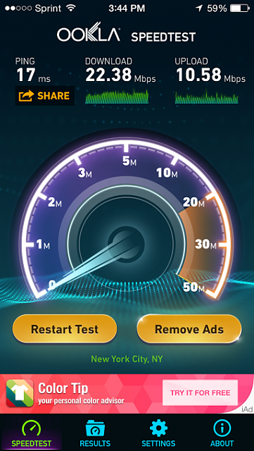 iPhone 5s data speed tests: Post your results here!-speedtest.png