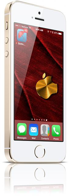 Show us your iPhone 5S Homescreen:-imageuploadedbytapatalk1414415229.328162.jpg