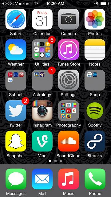 Show us your iPhone 5S Homescreen:-imageuploadedbytapatalk1414765961.368495.jpg