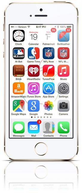 Show us your iPhone 5S Homescreen:-imageuploadedbytapatalk1416446293.040069.jpg