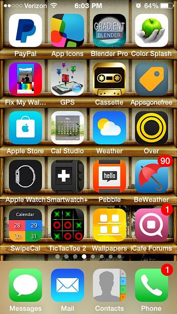 Show us your iPhone 5S Homescreen:-imageuploadedbytapatalk1434319477.156486.jpg