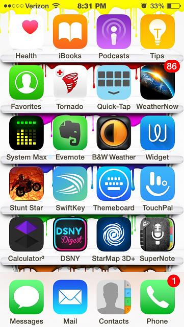 Show us your iPhone 5S Homescreen:-imageuploadedbytapatalk1434328419.065206.jpg