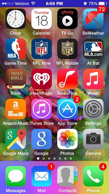 Show us your iPhone 5S Homescreen:-imageuploadedbytapatalk1434669312.876079.jpg