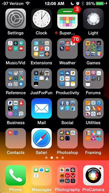 Show us your iPhone 5S Homescreen:-imageuploadedbytapatalk1435900024.790616.jpg