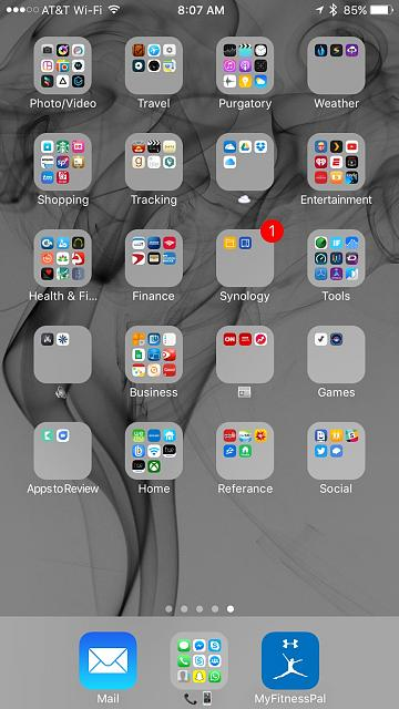 What's on your iPhone 6 or 6 plus homescreen?-img_4083.jpg