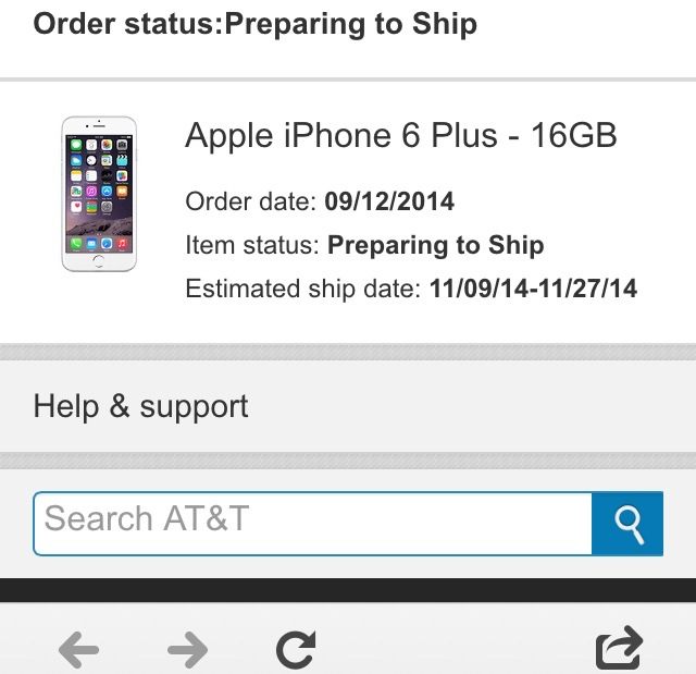 AT&T STATUS UPDATES - iPhone 6 PLUS only-imageuploadedbyimore-forums1411248965.355614.jpg