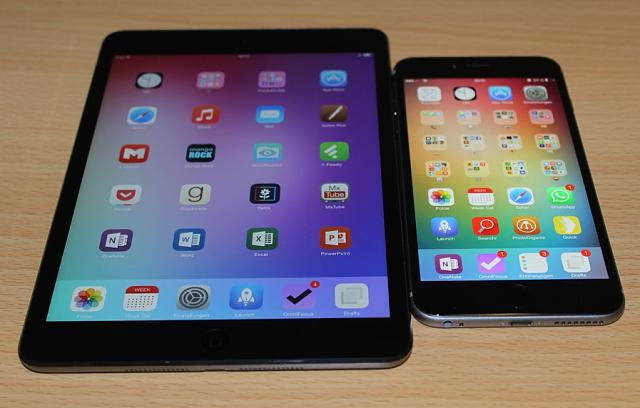 Who had an iPad Mini prior to getting the iPhone 6 Plus? Has it affected your use?-imageuploadedbytapatalk1411424718.304891.jpg