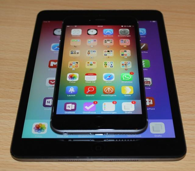 Who had an iPad Mini prior to getting the iPhone 6 Plus? Has it affected your use?-imageuploadedbytapatalk1411424767.845011.jpg