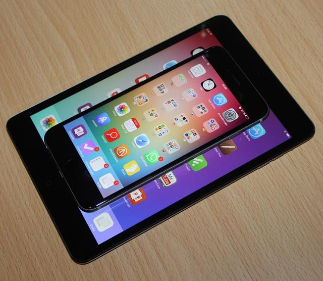 Who had an iPad Mini prior to getting the iPhone 6 Plus? Has it affected your use?-imageuploadedbytapatalk1411424789.932222.jpg