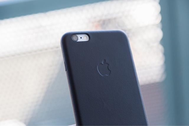 I went to the Apple Store to see the leather cases-imageuploadedbytapatalk1411512524.580479.jpg