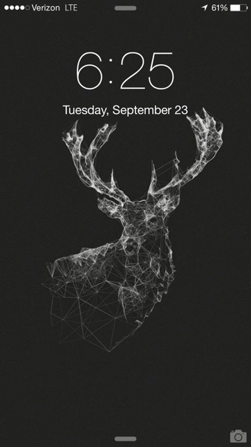 Show Off The Lockscreen Of Your IPhone 6 6s Plus Here Imageuploadedbytapatalk1411514813