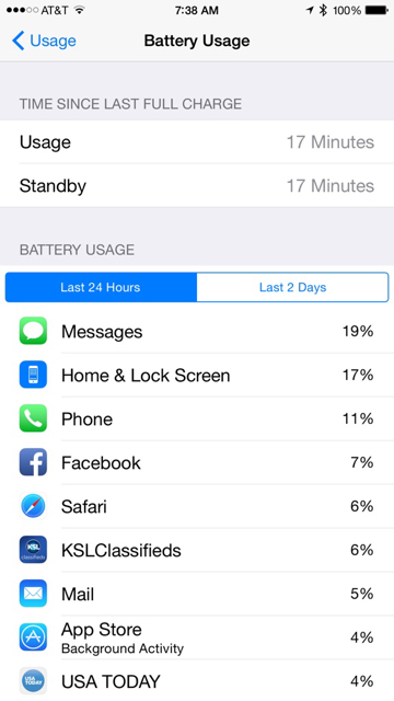 Show us your battery life on your 6 Plus-imageuploadedbytapatalk1411652409.452338.jpg