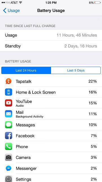 Show us your battery life on your 6 Plus-imageuploadedbytapatalk1412713556.621580.jpg