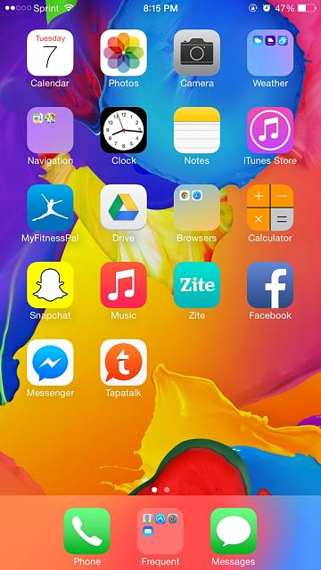 Share your iPhone 6 Plus HomeScreen-imageuploadedbytapatalk1412727368.478949.jpg