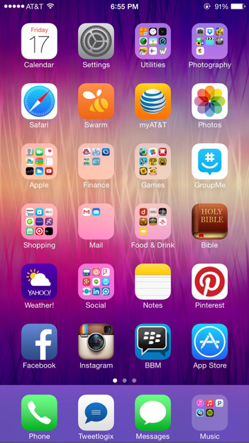 Share your iPhone 6 Plus HomeScreen-imageuploadedbytapatalk1413590252.493576.jpg