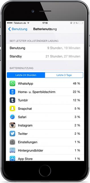 Show us your battery life on your 6 Plus-imageuploadedbytapatalk1415699848.642260.jpg