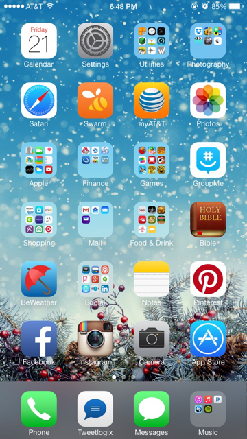 Share your iPhone 6 Plus HomeScreen-imageuploadedbytapatalk1416617316.935925.jpg