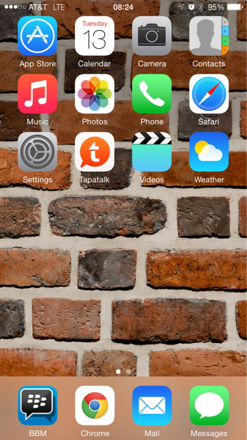 Share your iPhone 6 Plus HomeScreen-imageuploadedbytapatalk1421155523.498386.jpg