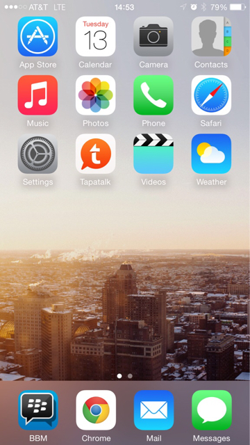 Share your iPhone 6 Plus HomeScreen-imageuploadedbytapatalk1421178937.717683.jpg