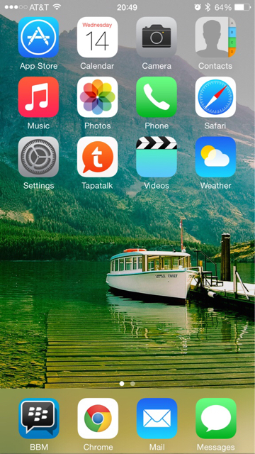 Share your iPhone 6 Plus HomeScreen-imageuploadedbytapatalk1421286706.520923.jpg