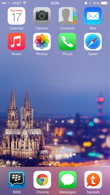 Share your iPhone 6 Plus HomeScreen-imageuploadedbytapatalk1421519528.522907.jpg