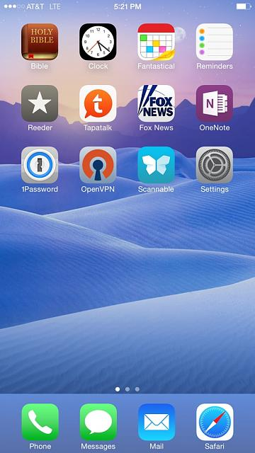 Share your iPhone 6 Plus HomeScreen-imageuploadedbytapatalk1421619721.064070.jpg