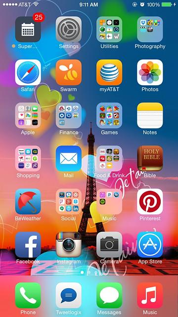 Share your iPhone 6 Plus HomeScreen-imageuploadedbytapatalk1422198690.180289.jpg