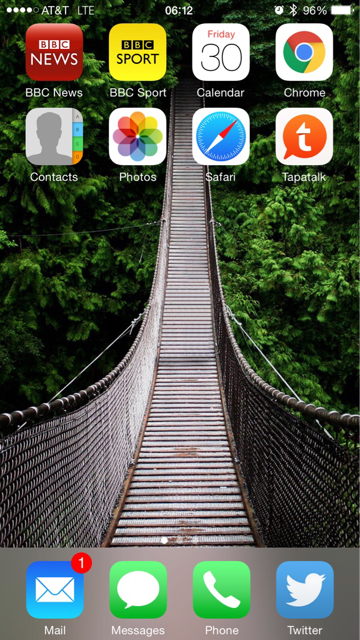 Share your iPhone 6 Plus HomeScreen-imageuploadedbytapatalk1422616438.174364.jpg