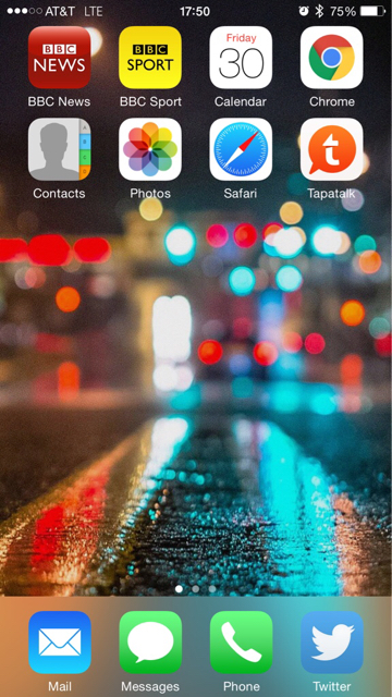 Share your iPhone 6 Plus HomeScreen-imageuploadedbytapatalk1422658239.465244.jpg