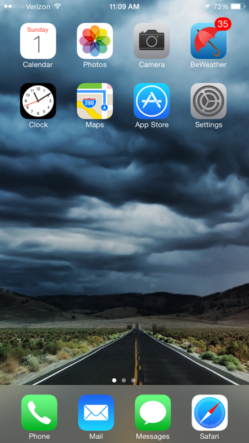 Share your iPhone 6 Plus HomeScreen-imageuploadedbyimore-forums1422807041.936179.jpg