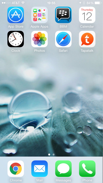 Share your iPhone 6 Plus HomeScreen-imageuploadedbytapatalk1423788985.342616.jpg