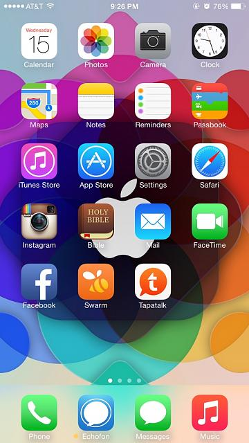 Share your iPhone 6 Plus HomeScreen-imageuploadedbytapatalk1429151255.133130.jpg