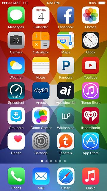 Share your iPhone 6 Plus HomeScreen-imageuploadedbytapatalk1430776323.026755.jpg