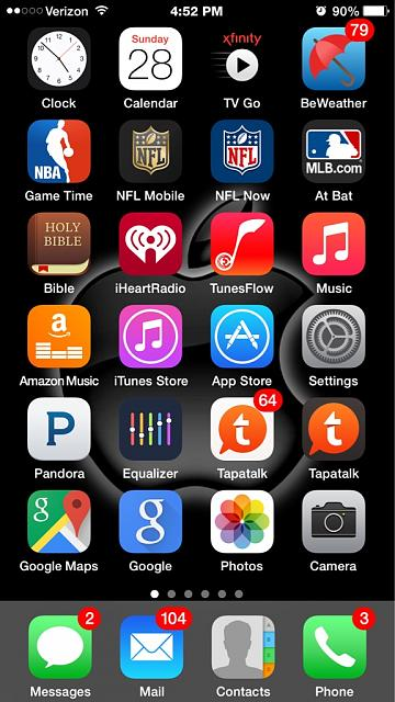 Share your iPhone 6 Plus HomeScreen-imageuploadedbytapatalk1435525139.404896.jpg