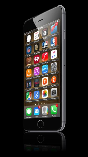 Share your iPhone 6 Plus HomeScreen-imageuploadedbytapatalk1435688625.817331.jpg