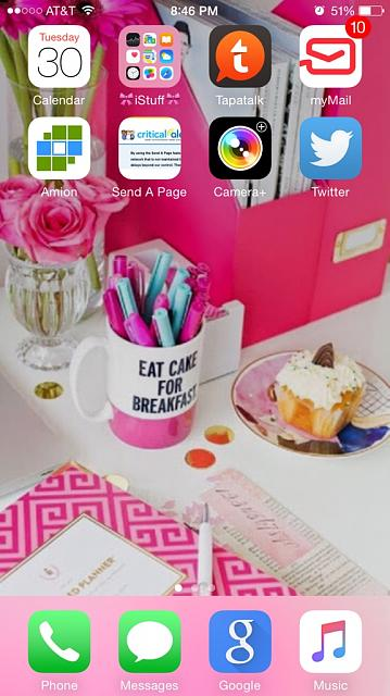 Share your iPhone 6 Plus HomeScreen-imageuploadedbytapatalk1435715289.373791.jpg