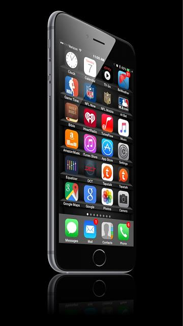Share your iPhone 6 Plus HomeScreen-imageuploadedbytapatalk1436281775.390666.jpg