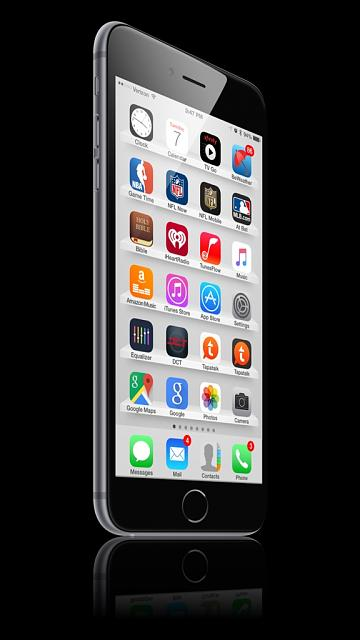 Share your iPhone 6 Plus HomeScreen-imageuploadedbytapatalk1436298678.326259.jpg