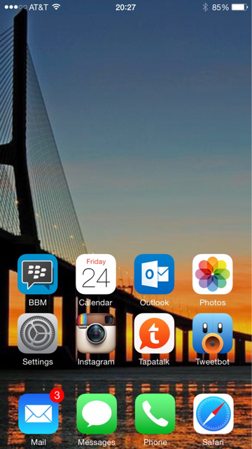 Share your iPhone 6 Plus HomeScreen-imageuploadedbytapatalk1437784253.748756.jpg