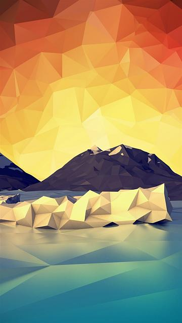 Looking for a new wallpaper or have one to share?-geometric-iceberg-wallpaper-iphone-6-plus.jpg