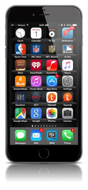Share your iPhone 6 Plus HomeScreen-imageuploadedbytapatalk1438435685.917871.jpg