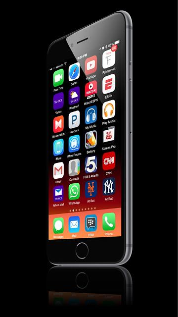 Share your iPhone 6 Plus HomeScreen-imageuploadedbytapatalk1438825266.366460.jpg