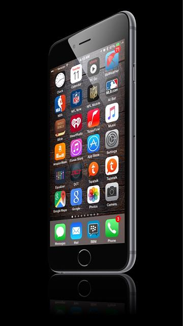 Share your iPhone 6 Plus HomeScreen-imageuploadedbytapatalk1439295308.118126.jpg