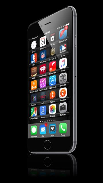 Share your iPhone 6 Plus HomeScreen-imageuploadedbytapatalk1440452575.181808.jpg