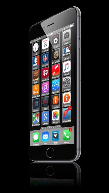 Share your iPhone 6 Plus HomeScreen-imageuploadedbytapatalk1441708366.759458.jpg