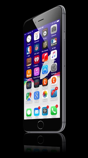 Share your iPhone 6 Plus HomeScreen-imageuploadedbytapatalk1441808580.895601.jpg