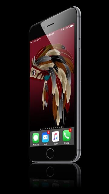 Share your iPhone 6 Plus HomeScreen-imageuploadedbytapatalk1442068517.581537.jpg